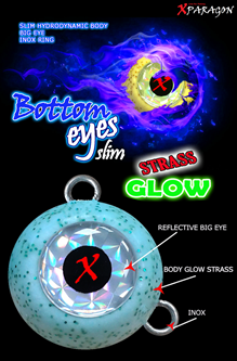 Picture for category BOTTOM EYES SLIM GLOW STRASS