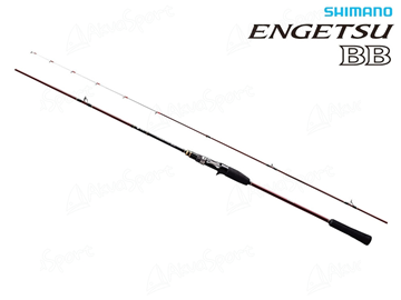 Picture of Καλάμι Shimano Engetsu BB | Tai Rubber