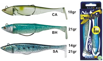 Picture for category ILLEX NITRO SPRAT SHAD