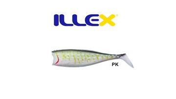 Picture of ILLEX NITRO SHAD 90 UV PACK SILICONE PK