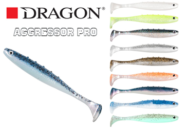 Picture of Dragon V-Lures AGGRESOR 10cm