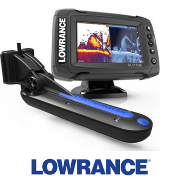 Picture of LOWRANCE Elite Ti 5 + TOTAL SCAN