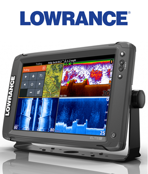 Picture of LOWRANCE Elite Ti 9 NO XCD