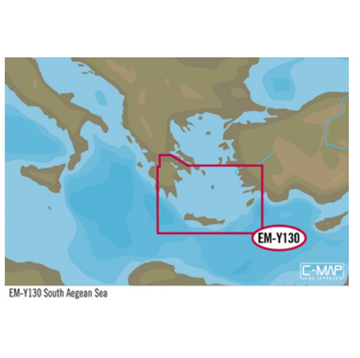 Εικόνα της LOWRANCE C-MAP MAX-N+ L: NOTIO ΑΙΓΑΙΟ - EM-Y130