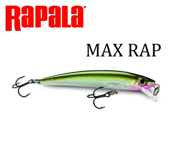 Picture of RAPALA MAX RAP NEW COLOURS 17cm