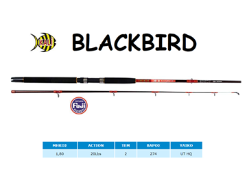 Εικόνα της ΚΑΛΑΜΙ KALI BLACKBIRD 1.80m