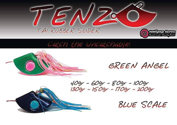 Picture of TENZO TAI RUBBER SLIDER