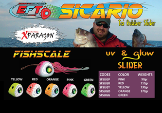 Picture for category SICARIO FISHSCALE & UV GLOW