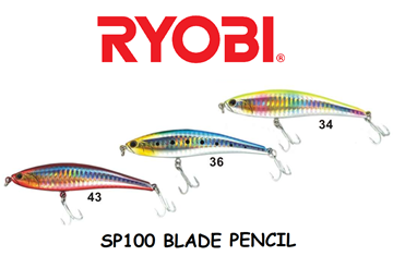Picture of RYOBI SP100 BLADE PENCIL