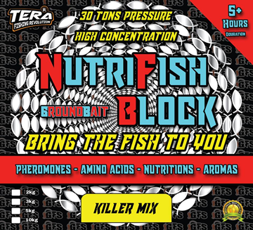 Picture of NUTRIFISH GROUNDBAIT BLOCK