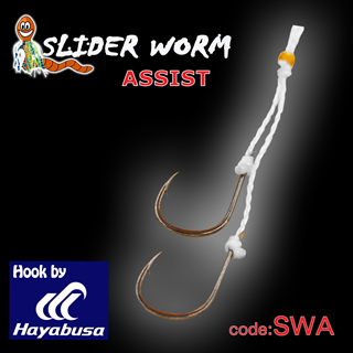 Picture of FINNO SLIDER WORM ASSIST