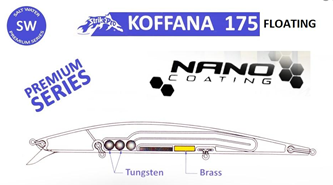 Picture for category STRIKE PRO EG-145B (F) KOFFANA FLOATING