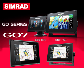 Picture of SIMRAD GO7 XSR