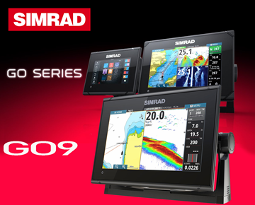 Picture of SIMRAD GO9 XSE
