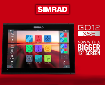 Picture of SIMRAD GO12 XSE