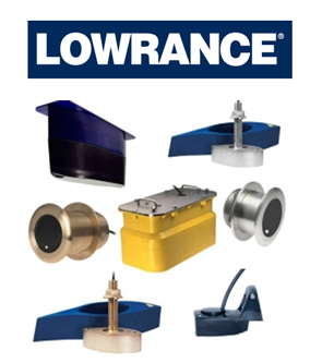 Picture for category LOWRANCE TRANSDUSERS