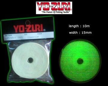 Picture of YO-ZURI ΑΥΤΟΚΟΛΗΤΗ ΤΑΙΝΙΑ ΦΩΣΦΟΡΟΥ 10m