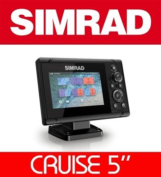 Picture of SIMRAD CRUISE 5''