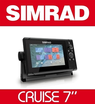 Picture of SIMRAD CRUISE 7''
