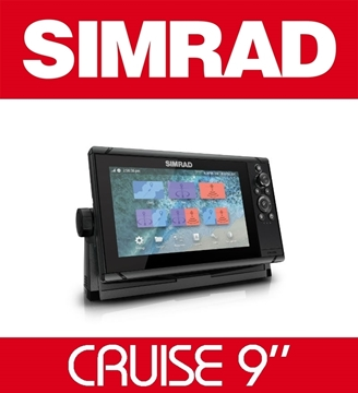 Picture of SIMRAD CRUISE 9''