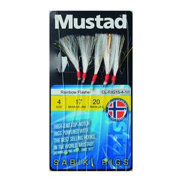 Picture of ΤΣΑΠΑΡΙ MUSTAD CL-RIG 15