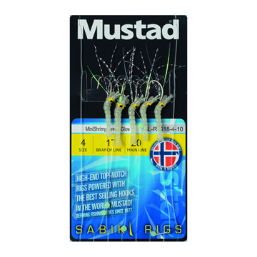 Picture of ΤΣΑΠΑΡΙ MUSTAD CL-RIG 18