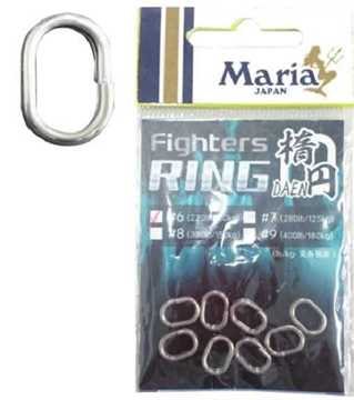 Picture of YAMASHITA FIGHTER SPLIT RING OVAL