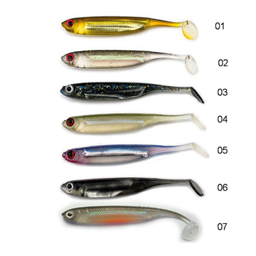 Εικόνα της BEHR DROP SHOT MINNOW 8CM