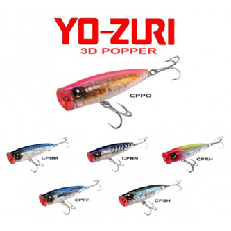 Picture for category YO-ZURI 3D POPPER R1167-R1168