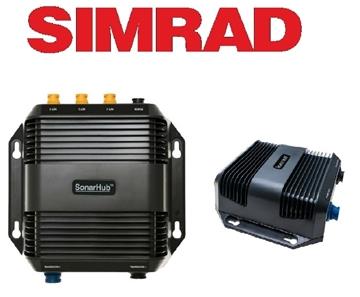 Picture of SIMRAD SONAR HUB MODULE