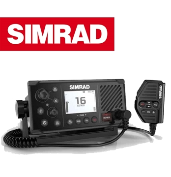 Picture of SIMRAD RS40 VHF Radio with AIS , DSC, GPS