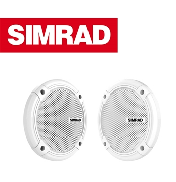 "Εικόνα της SIMRAD Simrad 6.5"" Marine Speakers Pair"