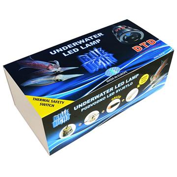 Picture of ΥΠΟΒΡΥΧΙΑ ΛΑΜΠΑ LED DTD PROFI BLUE 40603