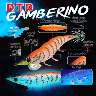 Picture for category ΚΑΛΑΜΑΡΙΕΡΑ DTD GAMBERINO SHRIMP SHAPE