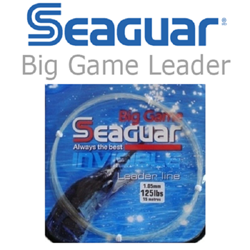 Εικόνα της SEAGUAR BIG GAME 15MT FLUOROCARBON