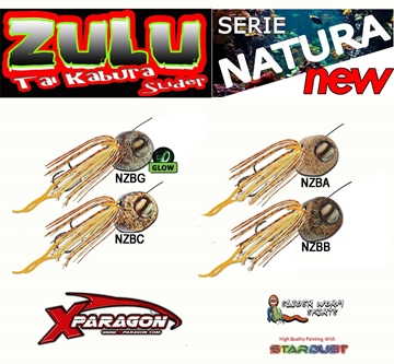 Picture of X-PARAGON ZULU SLIDER NATURA SET80 gr