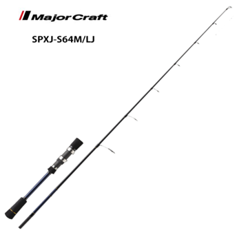 Εικόνα της MAJOR CRAFT SOLPARA LIGHT JIGGING R/F SPIN