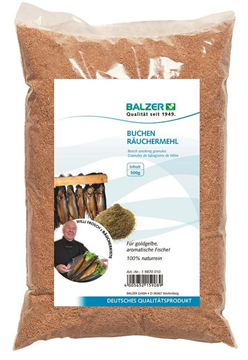 Picture of Κόκκοι για Καπνιστά Beech Smoking Granules Balzer 198700-010