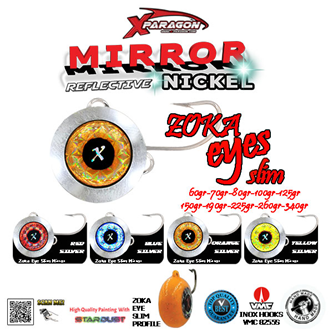 Picture for category ZOKA EYES SLIM MIRROR NICKEL