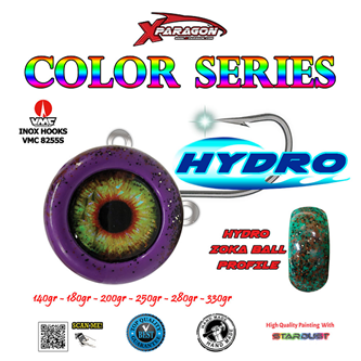 Picture for category ZOKA HYDRO COLOR SERIES