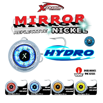 Εικόνα της ZOKA HYDRO MIRROR NICKEL 330gr