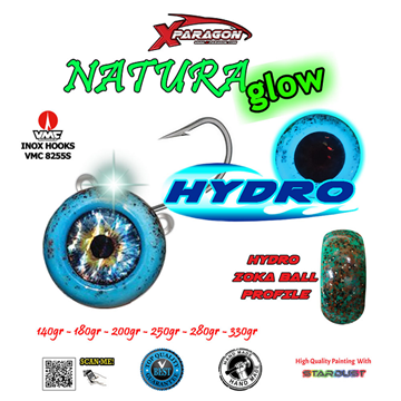 Picture of ZOKA HYDRO NATURA GLOW 200gr
