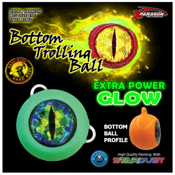 Εικόνα της X-PARAGON Bottom Glow Extra Power 165gr