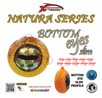 Picture of BOTTOM EYES SLIM NATURA SERIES 80gr