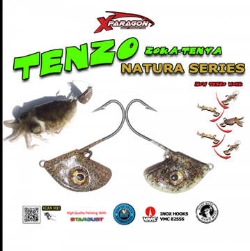 Picture of X-PARAGON TENZO ZOKA TENYA NATURA 40GR