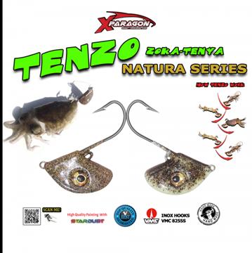Picture of X-PARAGON TENZO ZOKA TENYA NATURA 175GR