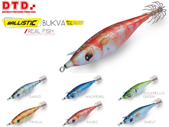 Picture for category ΚΑΛΑΜΑΡΙΕΡΑ DTD BALLISTIC REAL FISH 3.0B