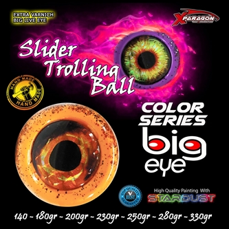 Picture for category SLIDER BIG EYE TROLLING BALL