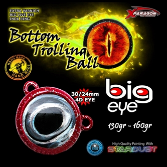 Picture for category BOTTOM BIG EYE TROLLING BALL