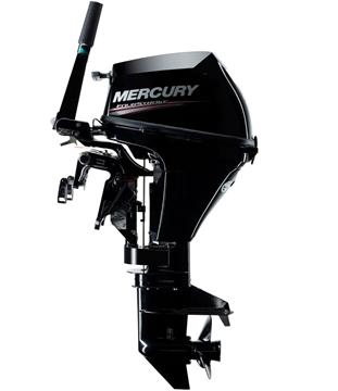Εικόνα της MERCURY 8 & 9,9 HP
